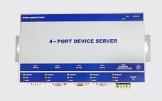 FOUR PORT DEVICE SERVER