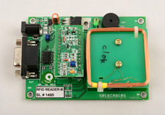 RFID 125Khz READER