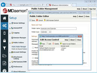 MDaemon Remote Administration