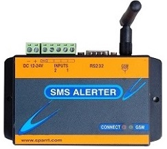 SMS ALERTER | Sparr Electronics Limited