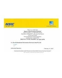 DB-Certificate